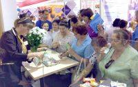 Дегустация молочной продукции «АККОНД МОЛОКО».