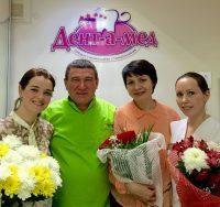 Команда Юрия Зорина вновь добилась успеха.