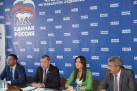 Основа партийной программы – наказы избирателей, отмечают кандидаты от Чувашии.Фото chuvash.er.ru