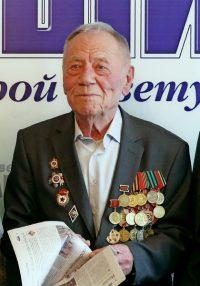Петр Гурьевич Кольцов