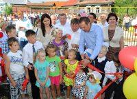 После открытия ФАПа ни старикам, ни родителям с детьми не придется ездить к врачу в Урмары за семь километров. Фото www.cap.ru