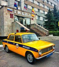 В советские времена этот вазовский автомобиль был, пожалуй, самым распространенным в ГАИ.