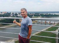 Эту фотографию Олег Газманов выложил на своей странице «ВКонтакте».Фото из ВК Олега Газманова