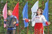 Самым дорогим подарком для ангарцев стали песни на родном языке.Фото из архива ансамбля «Таван»