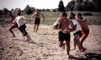 Настоящий боец в песке не увязнет.Фото vk.com