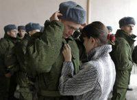 В этом году в армию уже было призвано более 150 тысяч новобранцев.Фото informsklad.ru