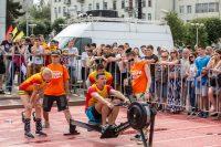 Состязания по кроссфиту требуют умения собраться, терпения и отдачи.Фото Максима ВАСИЛЬЕВА