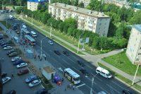 За порядком на остановках будут следить сверху.Фото Олега МАЛЬЦЕВА