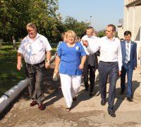 На этой неделе руководство республики посетит Чебоксарский, Комсомольский, Козловский, Янтиковский районы.Фото Игоря КАРГИНА