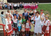 В новом ФАПе, который торжественно открыли в Сутчево, будут лечиться более тысячи пациентов из близлежащих деревень. Фото cap.ru