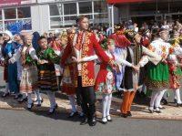 На фестиваль в Новочебоксарске собрались и местные фольклорные коллективы, и гости из Марий Эл.Фото Елены ЗАЙЦЕВОЙ