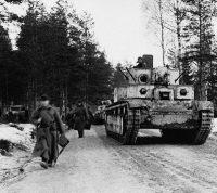 Конец января 1940 года. Танковые бригады Красной Армии готовятся к решающему штурму линии Маннергейма. Фото arsenal-info.ru