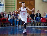 Один из ключевых игроков «ястребов» Андрей Борисов.Фото Максима ВАСИЛЬЕВА