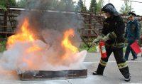 И с настоящим пожаром эти парни наверняка справятся.Фото cap.ru