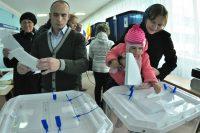 Явка на выборах в Чувашии была выше, чем в среднем по России.Фото Олега МАЛЬЦЕВА