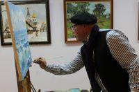 Картина от «а» до «я» от мастера пейзажа Николая Андреева.