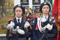 Церемонии открытия и закрытия кадетского смотра прошли в шумерлинском сквере Победы.Фото cap.ru