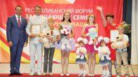 Дружная, творческая, спортивная семья Львовых живет в Цивильске.