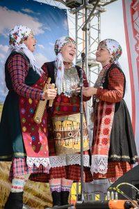 Гости из Марий Эл – обязательные участники фестиваля традиций и обрядов «Народная станция», вот уже четыре года подряд проводимого в Чебоксарах.