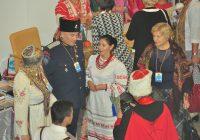 На Первом съезде народов Чувашии были представители 43 этносов, проживающих в республике.Фото Олега МАЛЬЦЕВА