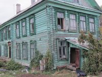 Дом № 5 на Красноармейской отслужил свое и будет снесен. Фото автора