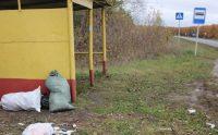 Остановка без указания названия (в 500 м до поворота на с. Моргауши) (Чиршкасинское сельское поселение Чебоксарского района).