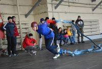 Участникам состязаний следовало не только быстро, но и правильно выполнить задание. Фото cap.ru