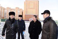 Объекты в «Новом городе» должны быть построены в срок и качественно, напомнил Глава республики. Фото www.cap.ru