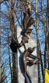 У памятника на месте трагедии 5 ноября снова пройдет траурный митинг...Фото cap.ru