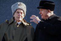 Василий Лановой приезжает в Самару на парад Памяти во второй раз.
