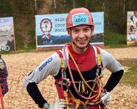 Андрей Львов мастерски преодолевает препятствия.Фото Минспорта Чувашии