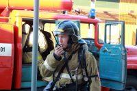 Пожарные довольны своей работой, когда нет жертв и минимален материальный ущерб, рассказывает Павел Орлов.Фото ГУ МЧС России по Чувашии