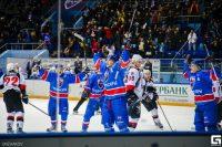 Победа над тамбовцами далась нашим нелегко.Фото geometria.ru