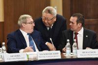 В консультативную комиссию Госсовета России входят главы регионов-лидеров по привлечению инвестиций. Фото www.cap.ru