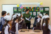 У школьной малышни есть теперь и игротека, и медиацентр.Фото Максима ВАСИЛЬЕВА