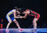 В прошлом году на Кубке России за победу спортсменки боролись отчаянно. Фото Максима ВАСИЛЬЕВА из архива редакции