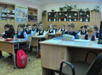 Место учителя не должно быть пустым.Фото Олега МАЛЬЦЕВА