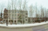 Вот это здание скоро сменит вывеску. Фото Олега МАЛЬЦЕВА