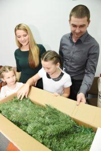 Скоро в семье Черновых зажжется «президентская» елка. Фото www.cap.ru