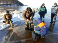 Спасатели каждый раз задаются вопросом: «Неужели горерыбакам все равно, что их ждут дома».Фото «На-связи.ru»