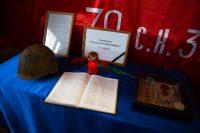 Вместе с личными вещами солдата был обнаружен нестандартный медальон, сделанный из немецкой гильзы.Фото Максима ВАСИЛЬЕВА