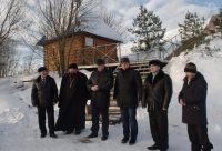 Обновленный родник – в подарок жителям села Высоковка.