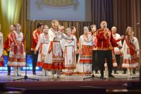 На сцене – ансамбль «Нарспи».Фото ufacity.info