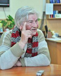 3 января заслуженного учителя Чувашской АССР будут поздравлять с юбилеем в чебоксарской гимназии № 2.Фото Олега МАЛЬЦЕВА