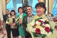 Государственные награды были вручены более 40 профессионалам своего дела.Фото Олега МАЛЬЦЕВА
