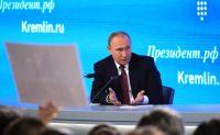 Россия сильнее любого потенциального агрессора, вновь подчеркнул Владимир Путин.Фото kremlin.ru