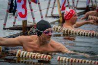 В соревнованиях выступили пловцы от 9 до 70 лет.Фото belapan.by
