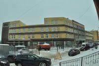 В самой большой школе республики будет вместительная столовая – на 582 места.Фото Олега МАЛЬЦЕВА