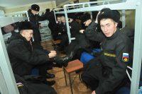 По сравнению с 2012 годом количество призывников России, признанных годными к военной службе, выросло почти на 8,5 процента.Фото Олега МАЛЬЦЕВА из архива редакции