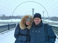 Пока Алена гостила у брата, побывала в Батыревском и Алатырском районах и в столице Чувашии. И везде ее гостеприимно встречали родные.Фото автора